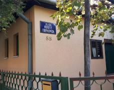 Kuće u ul. Koste Trifkovića